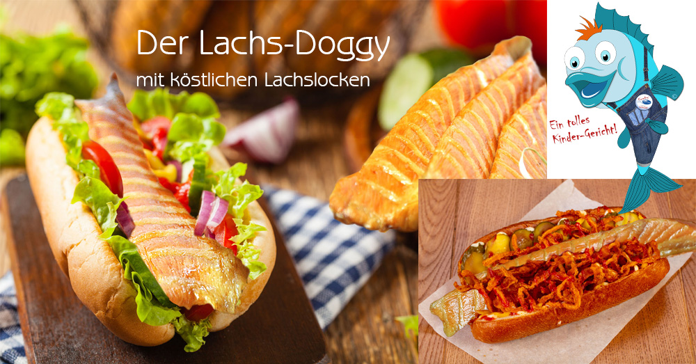 lachs doggy